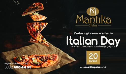 Italian Day Etkinliği