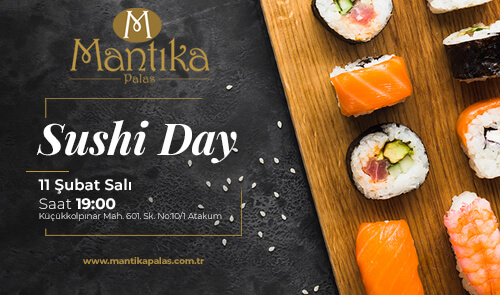 Sushi Day Etkinliği